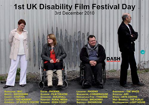 disability Film Fest 2010